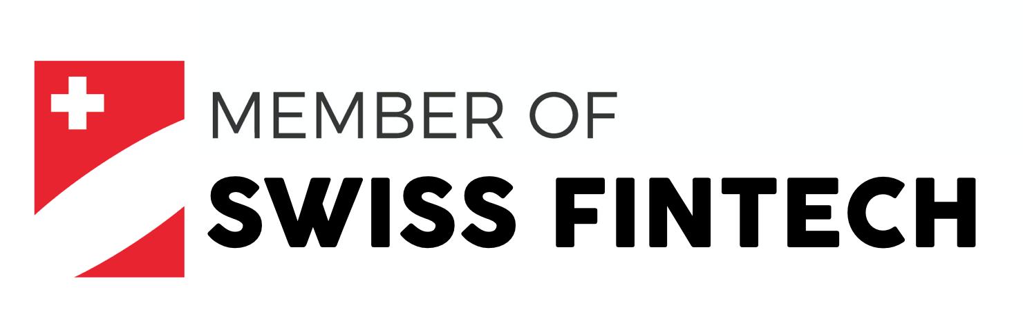 Swiss Fintech Member Logo